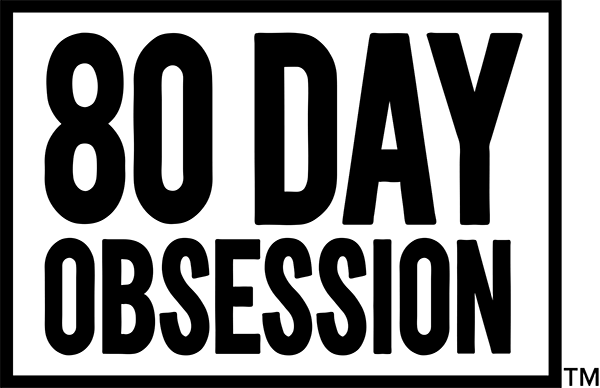 Image result for 80 day obsession